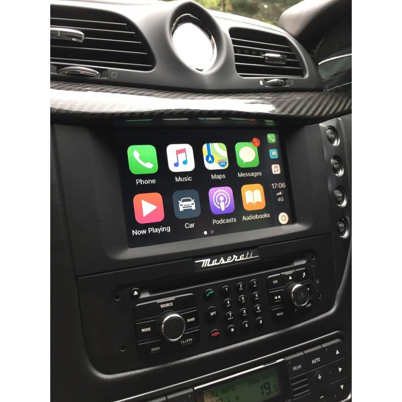 Maserati CarPlay AndroidAuto Kit Reverse Camera NO